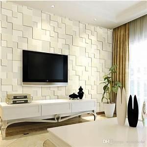 Beibehang Modern Home Decor 3d Wallpaper Bedroom Living ...
