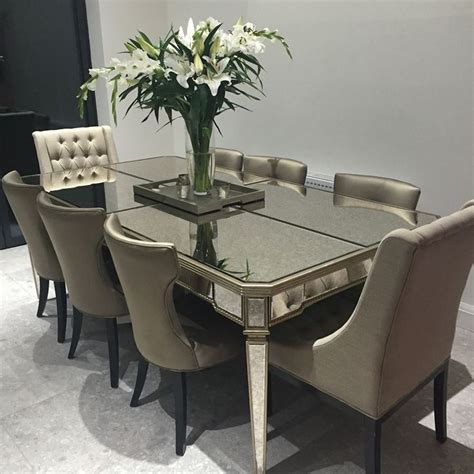 8 seat kitchen table best 25 8 seater dining table ideas on made