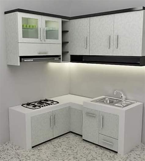 kitchen set lemari dapur minimalis  malang