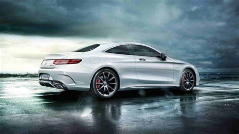 Mercedesamg S63 Coupe Wallpaper Background