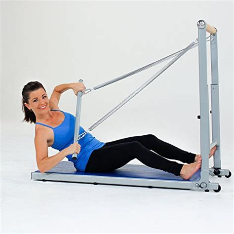 supreme pilates supreme toning tower all in 1 pilates and barre reformer