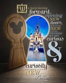 Walt Disney Keep Moving Forward Quote