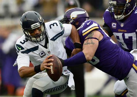 vikings  seahawks score stats highlights preseason