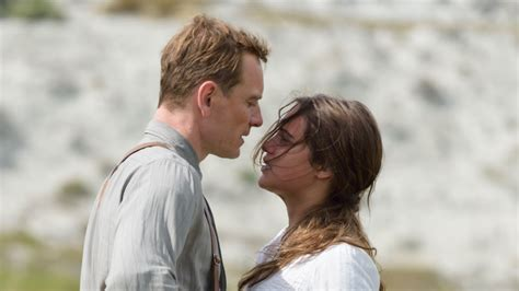 light between oceans michael fassbender and vikander find in new