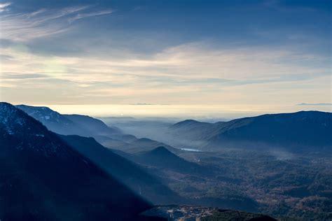 wallpaper himalayas misty mountains surreal  nature