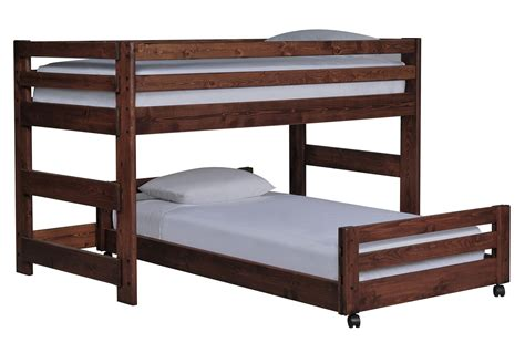 sedona junior loft bed w twin caster bed living spaces