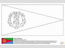 Flag of Eritrea coloring page Free Printable Coloring Pages