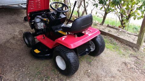 bureau de change pas cher troc echange tracteur tondeuse autoportée mtd 20 cv sur