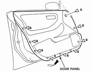 Service Manual  Diagrams To Remove 2012 Acura Rl Driver