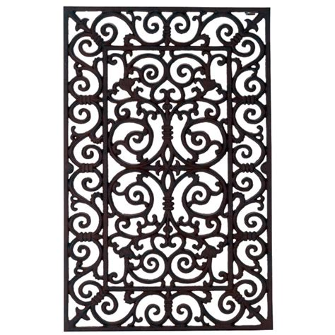 Iron Doormat by Cast Iron Door Mat L On Sale Fast Delivery