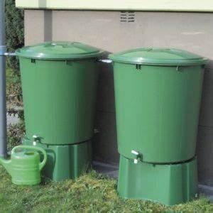 Bac Récupération Eau De Pluie : r cup ration d 39 eau de pluie ce qu 39 il faut savoir gamm vert ~ Premium-room.com Idées de Décoration