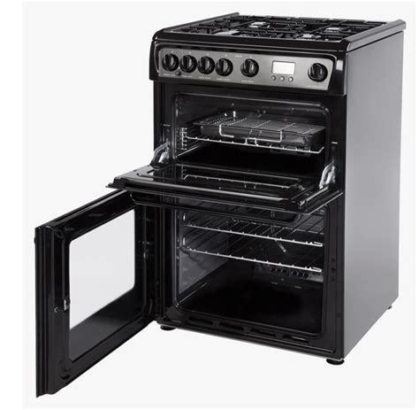 hotpoint hag  standing gas cooker appliance house