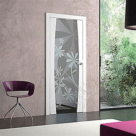 interior glass door choosing a frosted glass interior door to your apartment