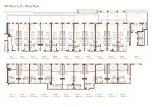 Small Apartment Building Floor Plans