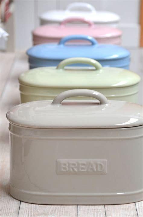 Keramik Geschirr Landhausstil by Ib Laursen Keramik Brotkasten Wei 223 Brotbox Brottopf Shabby