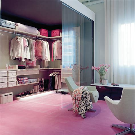 a for beautiful things walk in closet perfection