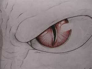 Red Dragon Eye by Lluminus on DeviantArt