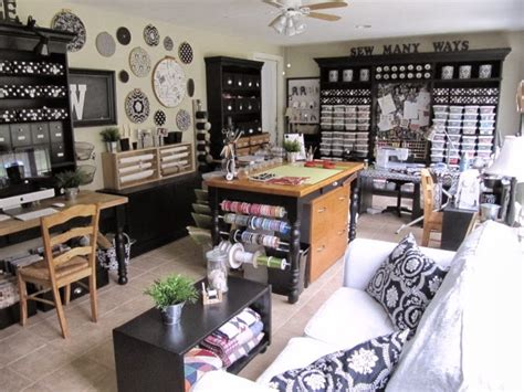 Sewing And Craft Room Ideas And Updates