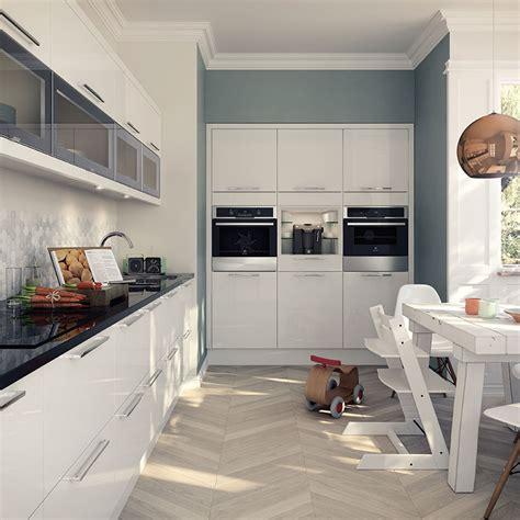 White Kitchens  White Kitchen Cabinets & Units  Magnet