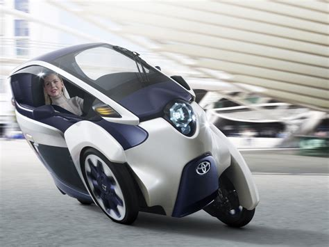 My Next Motorcycle is a . . . Toyota? (With video