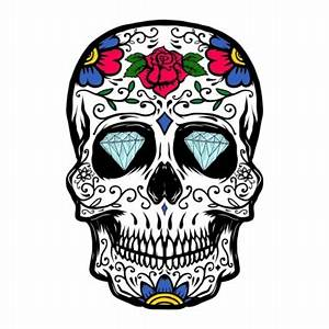 Tete De Mort Mexicaine Femme : tshirt t te de mort mexicaine tshirt cr e ton style ~ Melissatoandfro.com Idées de Décoration