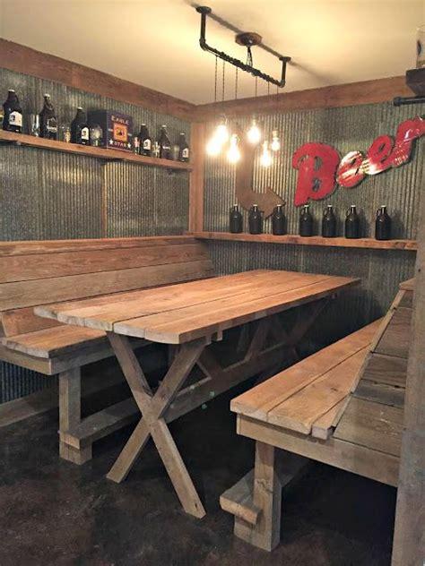 garage bar ideas  pinterest mancave ideas