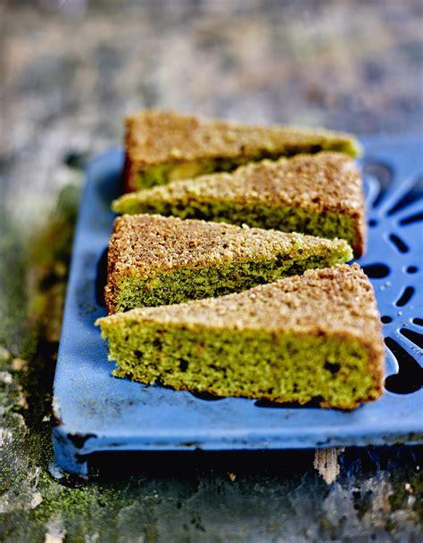 3 fr recettes de cuisine gâteau amandine au matcha pour 6 personnes recettes
