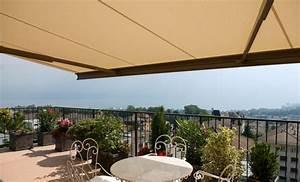 Pare Soleil Balcon : store pour terrasse store pour balcon sur mesure design ~ Edinachiropracticcenter.com Idées de Décoration