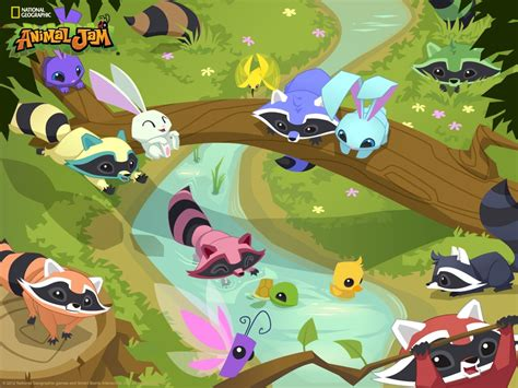 Animal Jam Wallpaper - animal jam diamonds animal jam world