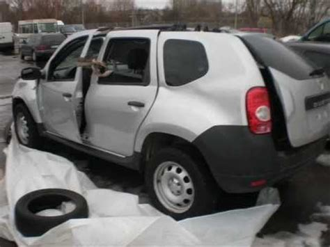 crash test dacia duster dacia duster crash test zwei salto no airbag