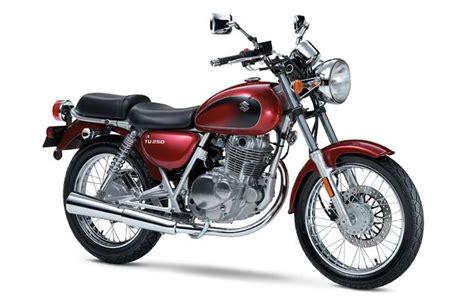 Tu250 Suzuki by Suzuki Tu250 Review Youmotorcycle