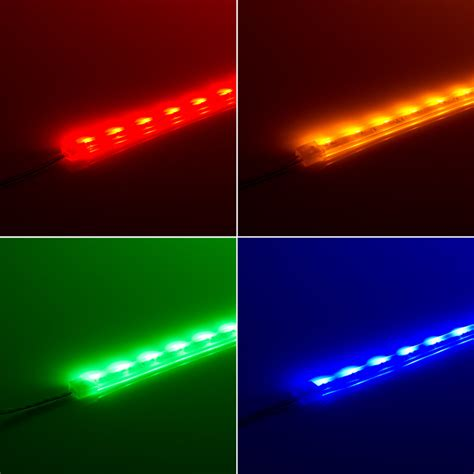 red led light strip waterproof side emitting led light strips outdoor led