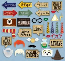 Harry Potter Baby Shower Printables