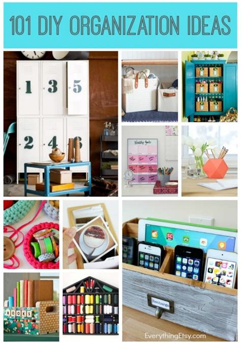 Diy Bedroom Decor And Organization by 12 Craft Room Decorating Ideas On Etsy