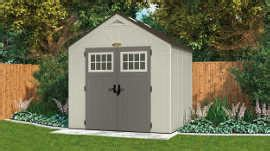 suncast tremont shed 8x7 suncast tremont 8x7 storage shed bms8700 free shipping