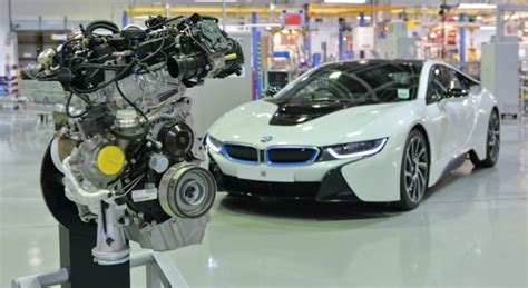 Bmw's 3-cylinder 1.5-liter Engines For The I8 Will Be