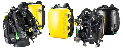 inspiration rebreathers  ap diving ccr revolutionised