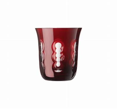 Water Kawali Glass Crystal Clear Christofle
