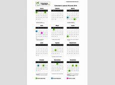 Calendario Laboral Alicante 2018