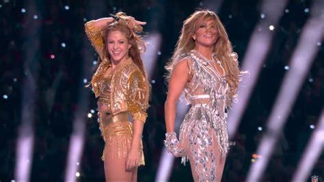 Watch Jennifer Lopez Shakira Super Bowl 2020 Halftime