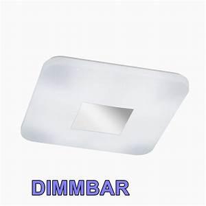 Led Deckenleuchte Dimmbar : led deckenleuchte dimmbar mit sternenhimmel extra ~ Markanthonyermac.com Haus und Dekorationen