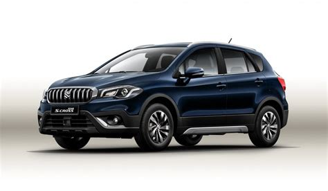 Facelifted Suzuki Sx4 S-cross Gets Sad New Face, Turbo Engines