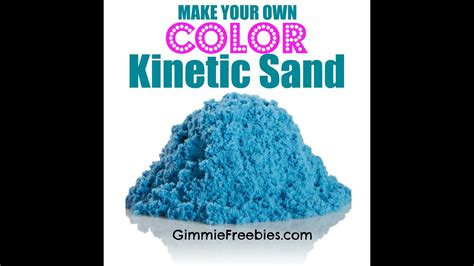 diy kinetic sand make your own colored kinetic sand for 50 cents moon sand