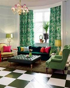 Trends, In, The, Interior, Emerald, Green, Is, The, Trend, Color