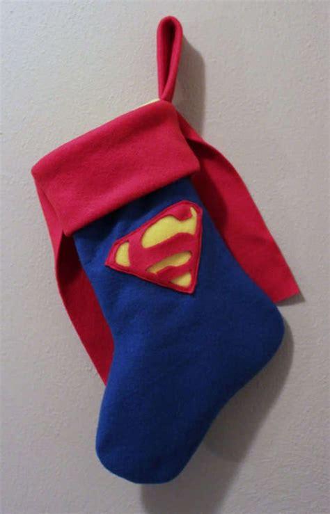 holiday superhero stockings superhero stockings and comic