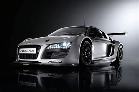 Audi R8 Race Car World Of Cars