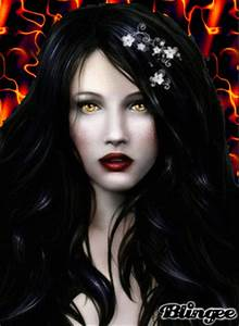 Beautiful vampire girl Picture #74870715 | Blingee.com