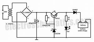 12v Voltage Regulated Charger