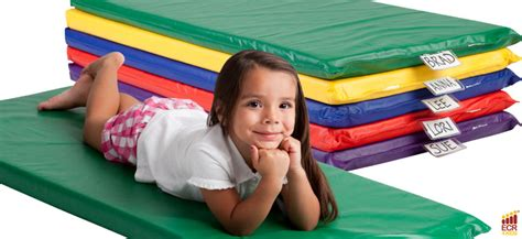 New Nap Mats For Preschool