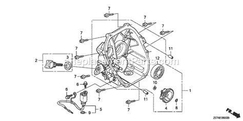 Honda Eu2000i Parts List And Diagram Ac2
